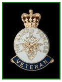 HM Armed Forces Veterans Badge