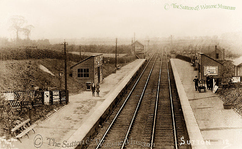 open a page of 6 more Sutton Station photos