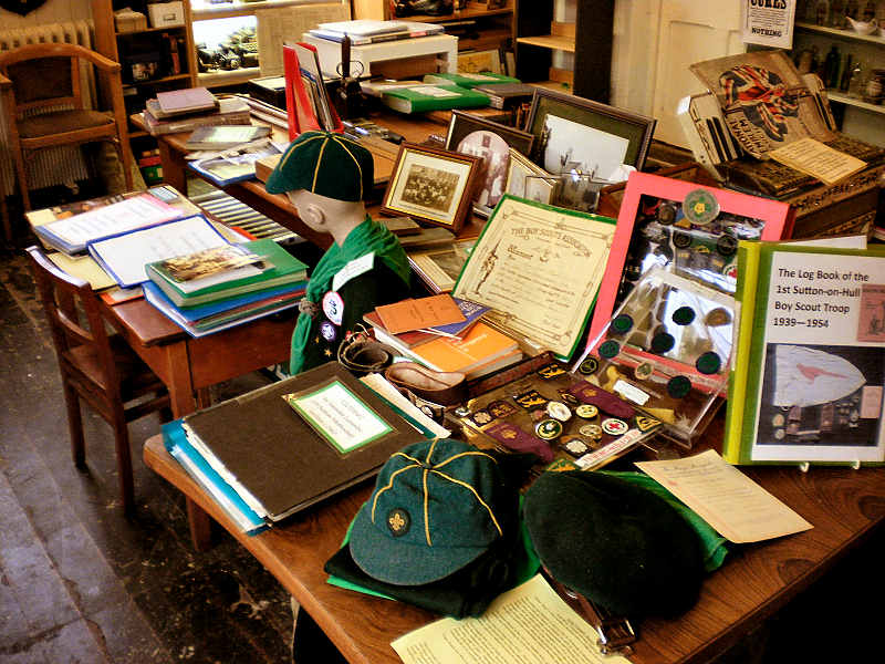 Scouting & Guiding Memorabilia .. click to enlarge