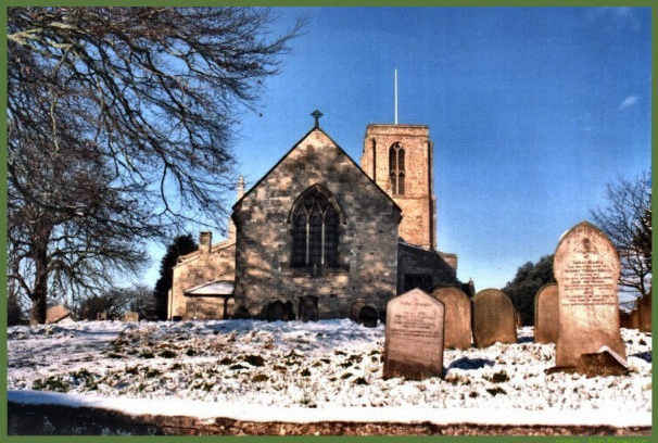 St Peter's, Wawne, England