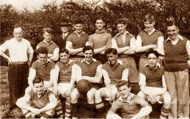 Sutton on Hull AFC 1951-52